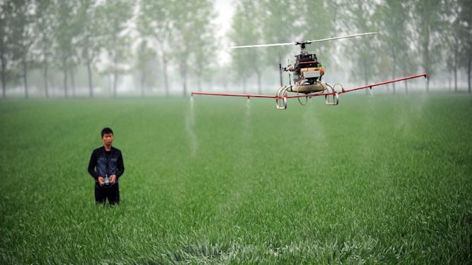 In the first five months of 2015, China exported some 160,000 civilian drones, a jump of 70 percent year-on-year, worth more than $120 million, reported the official China Daily newspaper