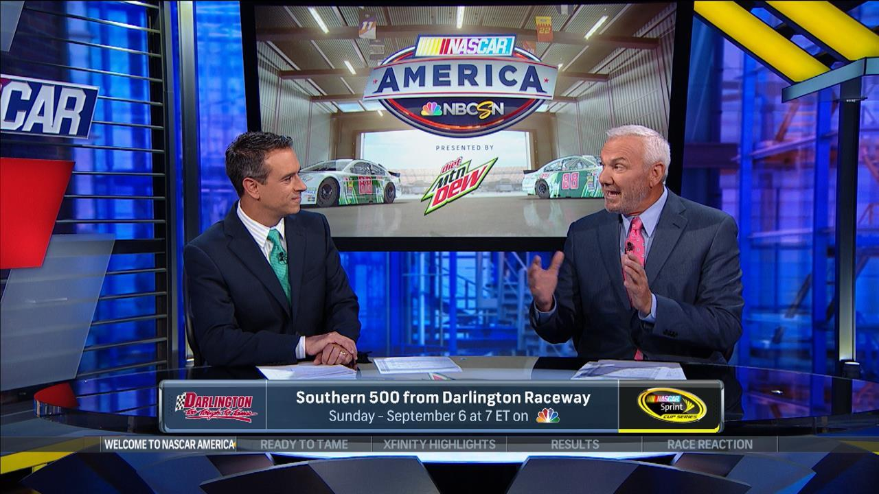 Southern 500 rightfully returns to Labor Day weekend