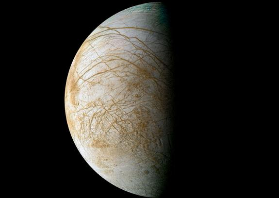 NASA Eyes Mission to Jupiter Moon Europa
