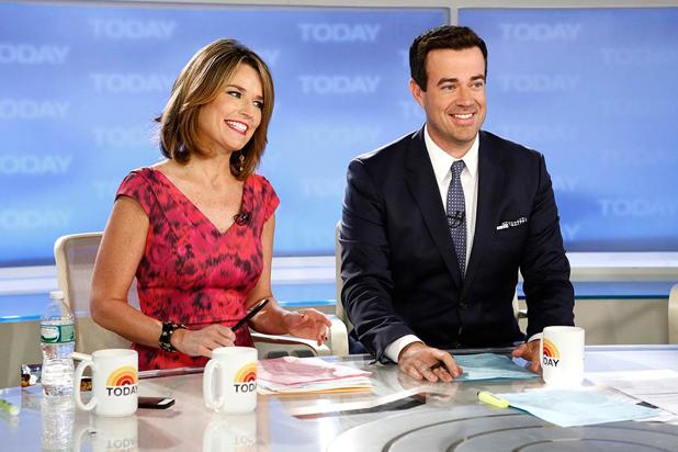 Carson Daly Joins NBC's 'Today' Show (Video)