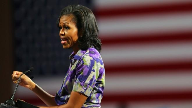 Michelle Obama: Could she follow Hillary Clinton's path from first lady to senator?