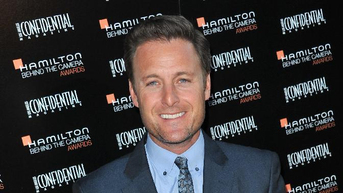 "FILE - This Oct. 28, 2012 file photo shows Chris Harrison at the Hamilton ""Behind the Camera"" Awards at the House of Blues West Hollywood, Calif. Harrison, host of ""The Bachelor"" and ""The Bachelorette"" romance reality series, says while the male contestants on the series tend to bond, the women tend to bicker, conspire and backstab against one another. Harrison has come to learn that people end up showing their true colors when they go on reality TV. (Photo by Richard Shotwell/Invision/AP, file)"