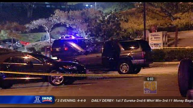 6AM UPDATE: Body found zipped inside sleeping bag in parked car