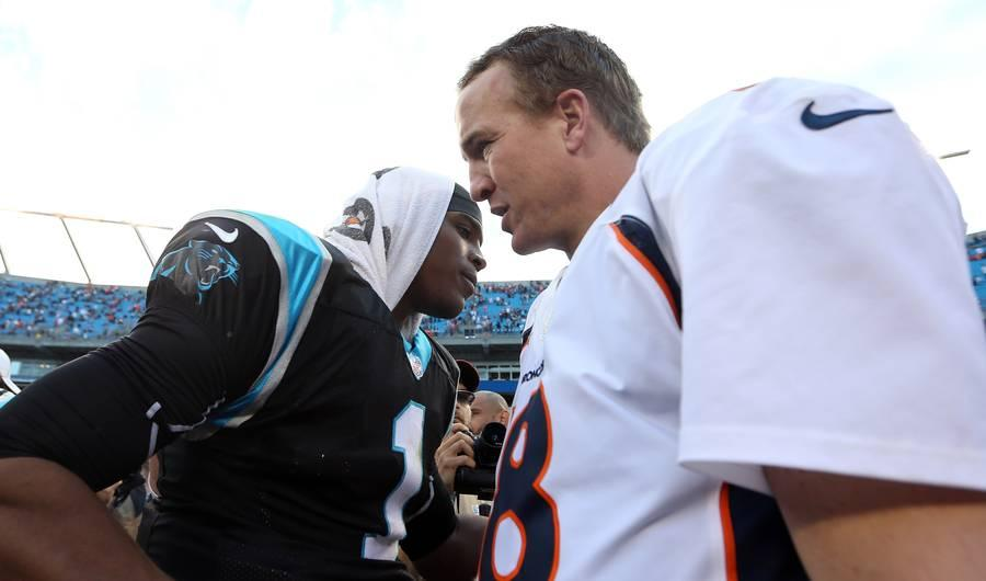 What the Super Bowl 50 Showdown Between Cam Newton and Peyton Manning Says About Race