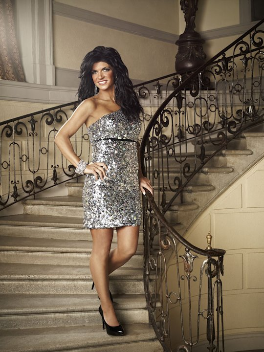 "Teresa Giudice stars in ""The Real Housewives of New Jersey."""