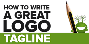 How to Write a Great Logo Tagline image how to write a logo tagline