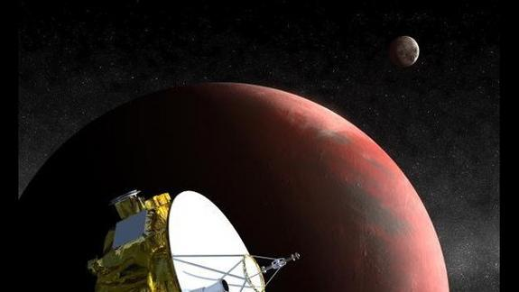 Pluto Probe Suffers Glitch 10 Days Before Epic Flyby