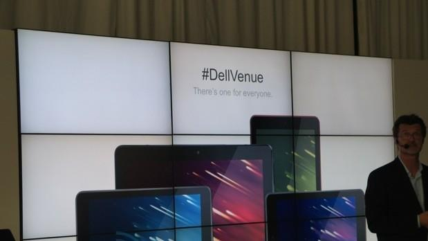 Dell announces Venue 7 and Venue 8 Android tablets, prices start at $150