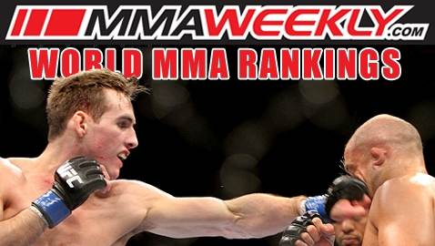 MMA Top 10 Rankings: Is Rory MacDonald the Next Georges St-Pierre?