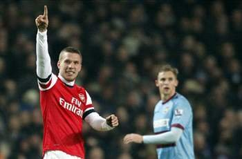 Podolski: Joining Juventus is conceivable