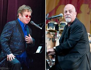 "Billy Joel, Elton John End Feud at Songwriters Hall of Fame: ""We're OK"""