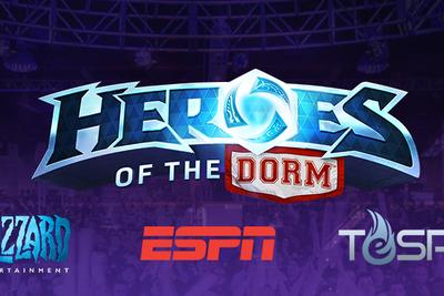 'Heroes of the Dorm' on ESPN proves eSports are meant for TV