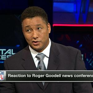 Steve Wyche on what changes to NFL's personal conduct policy will be