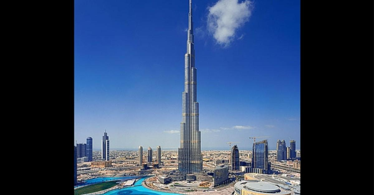 21 Unbelievable Images Of Dubai