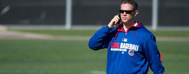 Cubs exec fires back in war of words over prospect