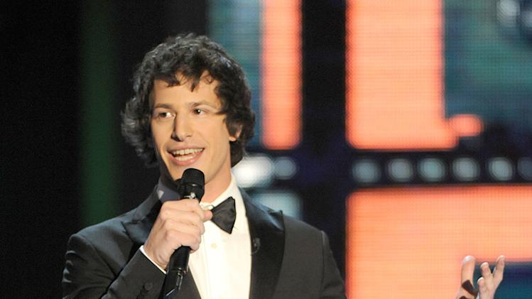 MTV Movie Awards Show Photos 2009 Andy Samberg