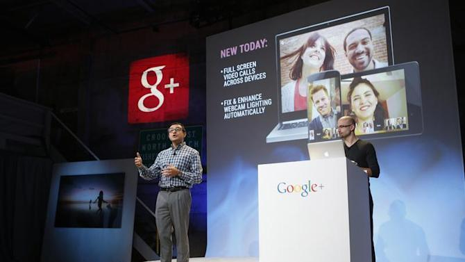 Senior VP of Engineering at Google Gundotra speaks at a Google event in San Francisco