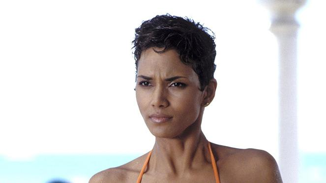 Bond Girls Gallery 2008 Die Another Day Halle Berry