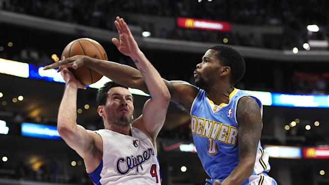 Clippers beat Nuggets 117-105 for record 57th win