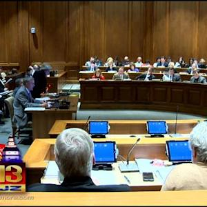 Md. Lawmakers Get A Budget Breakdown