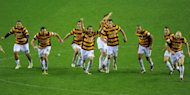Bradford City knocked Wigan out of the Capital One Cup
