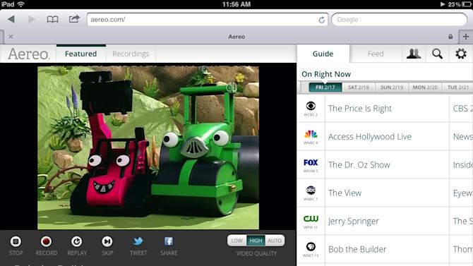 After Aereo, what's next for Internet TV?