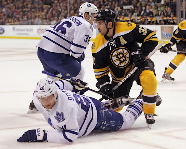 Toronto Maple Leafs v Boston Bruins
