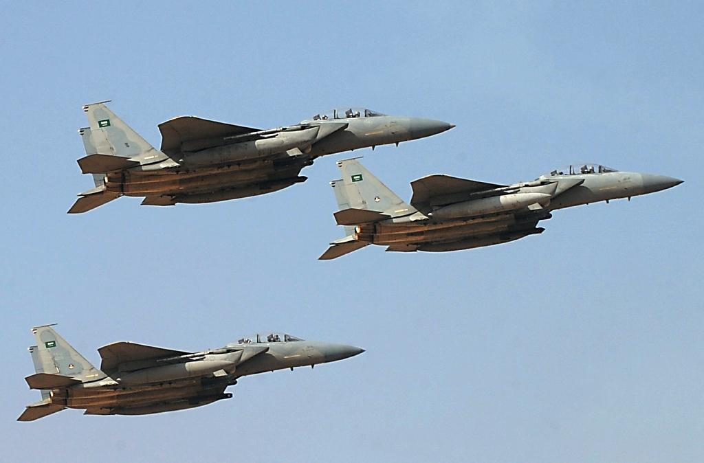 Saudi deploys jets in Turkey for anti-IS fight