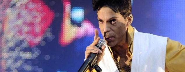 Prince pulls out of nearly all streaming services