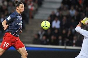 Lorient 1-3 Paris Saint-Germain: Gameiro at the double but Sakho in goal as champion's season finishes in farce