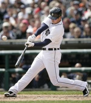 Boesch leads Tigers to 7-2 win over Rays