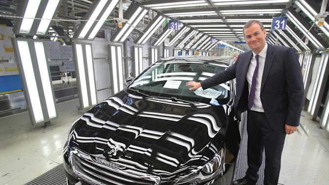 Peugeot looks to new hatchback for turnaround