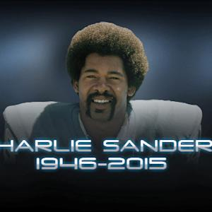Hall of Fame tight end Charlie Sanders passes away at 68