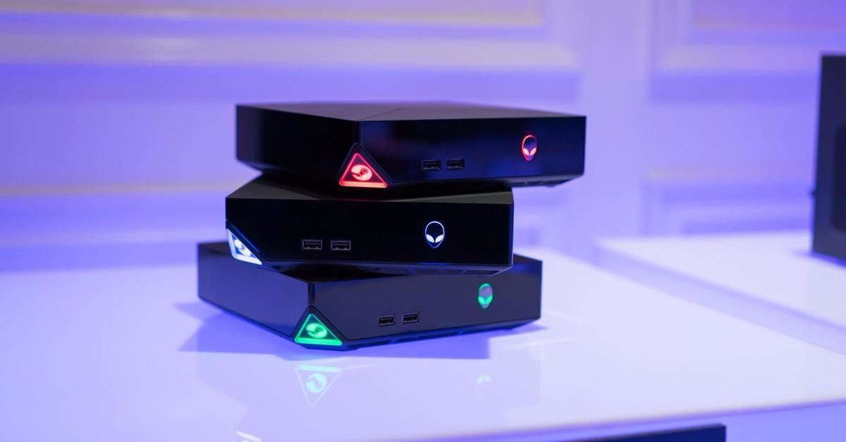 Consumers are raving about the Alienware Alpha