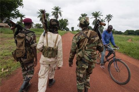Central African Republic declares curfew