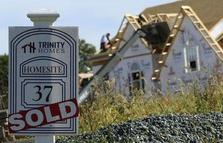 U.S. home prices rise in February: S&P/Case-Shiller