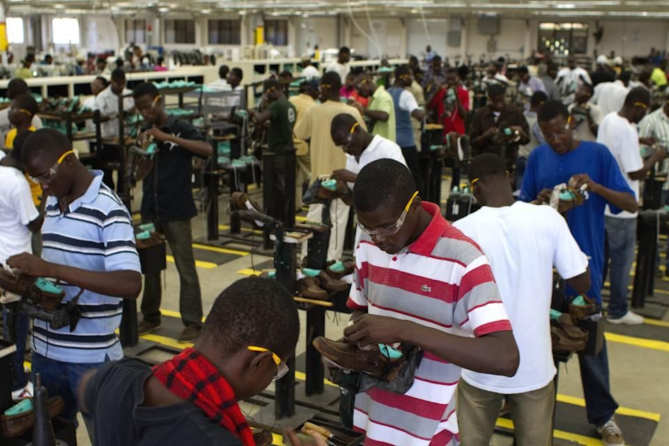 Labor group says Haiti's factories are unsafe