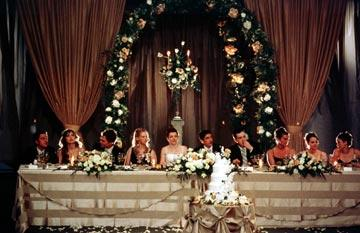 Thomas Ian Nicholas , Seann William Scott , January Jones , Alyson Hannigan , Jason Biggs and Eddie Kaye Thomas in American Wedding