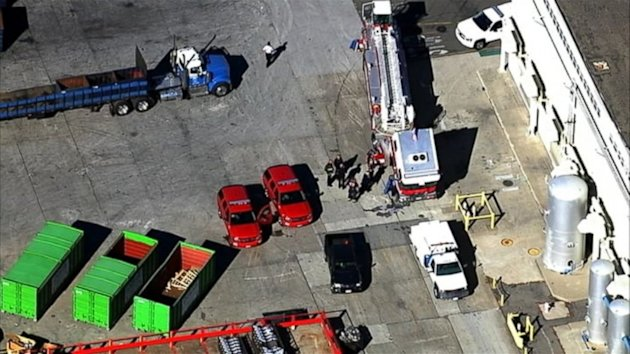'Industrial Accident' at Tesla Motors Plant Injures Three (ABC News)