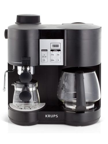 Steam Espresso and Coffee Combination Machine (XP1600)