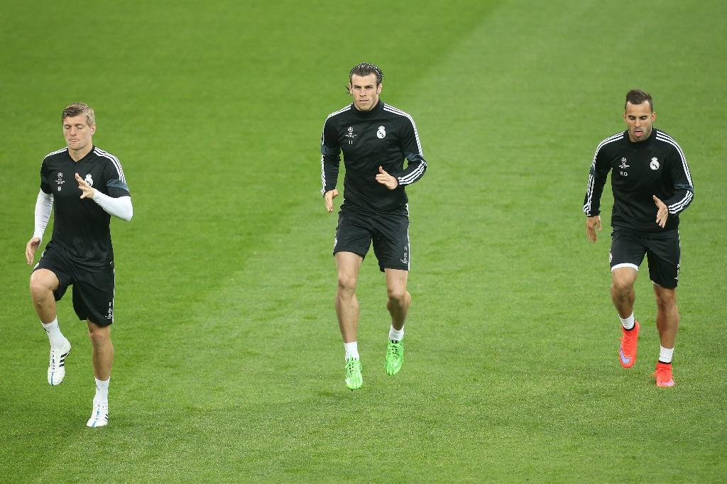 Bale in for Real as Morata gets nod with Tevez