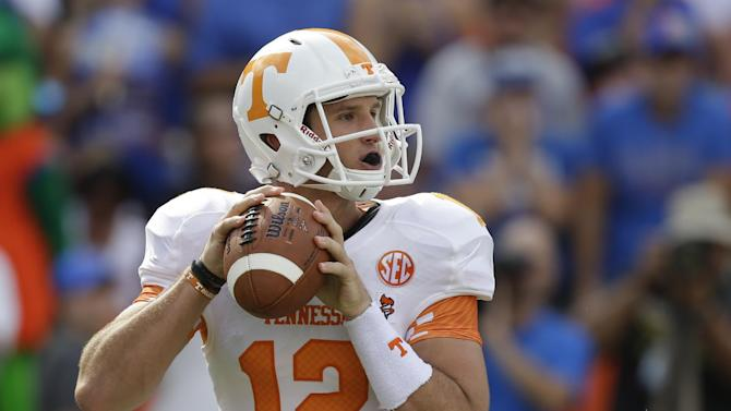 Tennessee QB out at least 4 weeks with hand injury