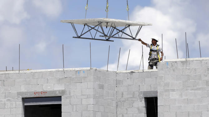 US construction spending reaches highest level in 7 years