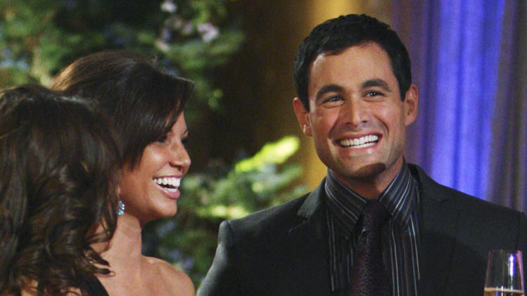 Jason Mesnick and Melissa Rycroft,