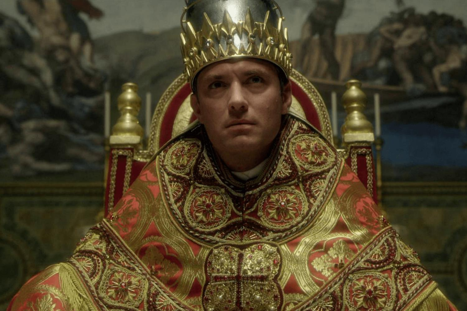 5 shows to stream this week: A young pope, an old samurai, and a true crime