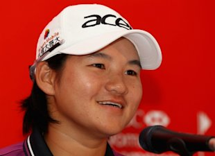 Yani Tseng is eyeing the HSBC Women's Champions title (Getty Images)