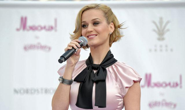 Katy Perry is 'Grateful' for Fan Support