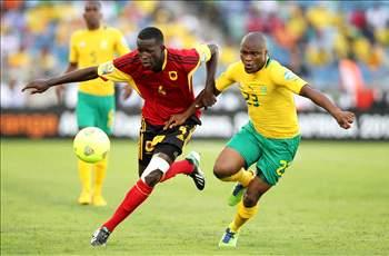 South Africa 2-0 Angola: Inspired home side sinks Angola