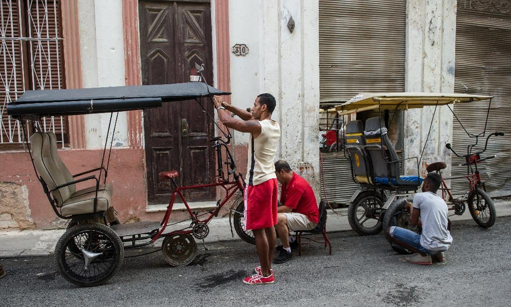 'Fixers' keep Cuba rolling through embargo