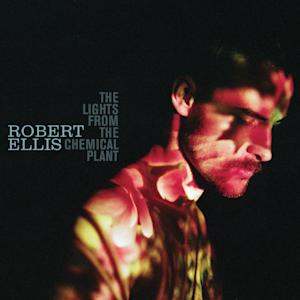 "This CD cover image released by New West Records shows ""The Lights From The Chemical Plant,"" by Robert Ellis. (AP Photo/New West Records)"